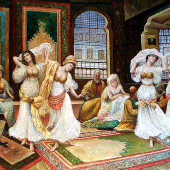 歴史イメージ絵画