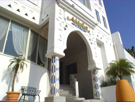 ベリーダンスにぴったり アラビアンアート Hotel&Gallery 写真